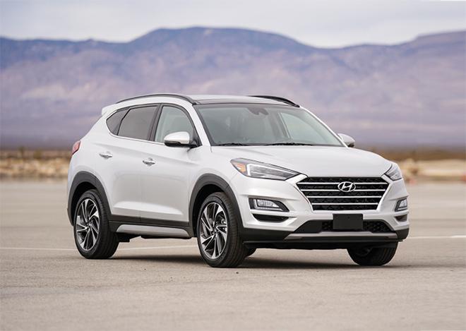 Giá xe Hyundai Tucson lăn bánh tháng 3/2021 - 1