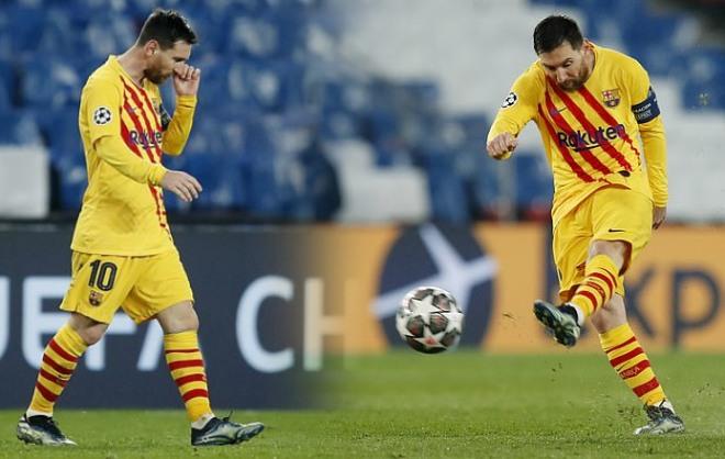 """Kết quả Cúp C1, PSG - Barcelona: Siêu phẩm & 2 quả penalty, thiên tài thành """"tội đồ"""" - 3"""