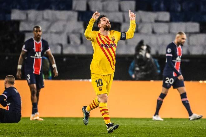 Messi nối gót Ronaldo rời cúp C1: Báo Tây Ban Nha kêu oan cho M10 và Barca - 1