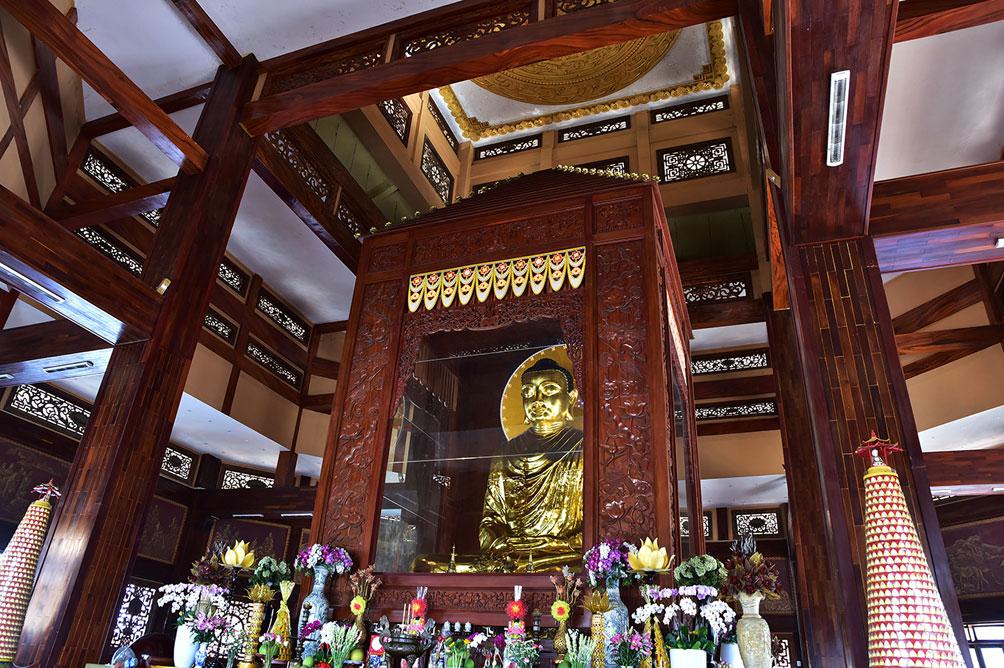 Ngôi chùa ở Sài Gòn có 4 bảo tháp lớn nhất Việt Nam - 11