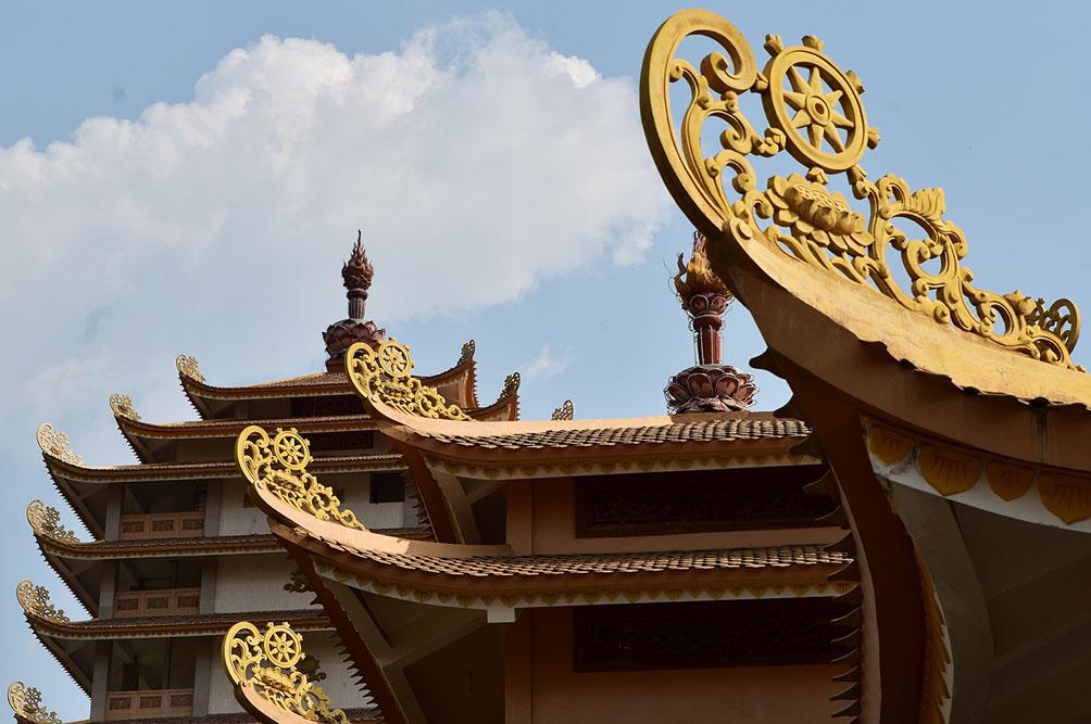 Ngôi chùa ở Sài Gòn có 4 bảo tháp lớn nhất Việt Nam - 8