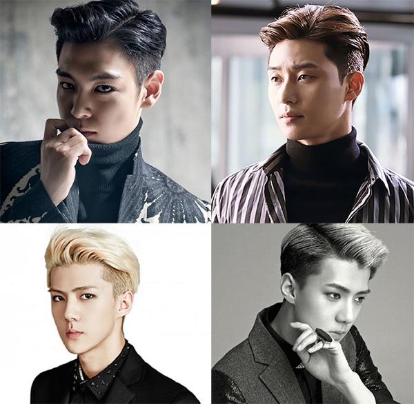 Những kiểu tóc vuốt ngược cho nam đẹp hiện đại và phong cách - 1