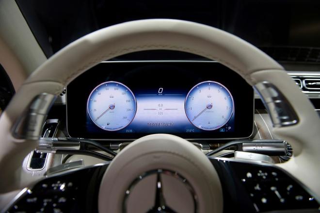 Sedan siêu sang 2021 Mercedes-Maybach S-Class chốt giá hơn 4,2 tỷ đồng - 12