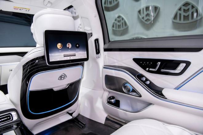 Sedan siêu sang 2021 Mercedes-Maybach S-Class chốt giá hơn 4,2 tỷ đồng - 15