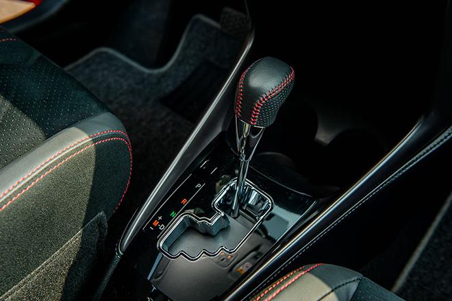 Đánh giá nhanh Toyota Vios 2021 bản thể thao GR-S giá 638 triệu đồng - 11