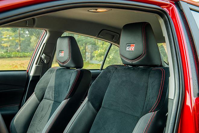 Đánh giá nhanh Toyota Vios 2021 bản thể thao GR-S giá 638 triệu đồng - 10