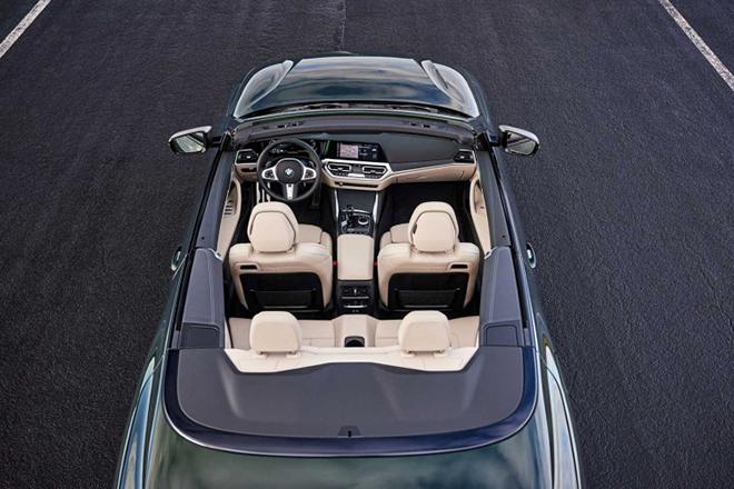 BMW 4-Series mui trần có giá từ 1,22 tỷ đồng - 10