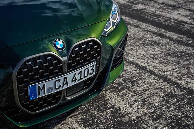 BMW 4-Series mui trần có giá từ 1,22 tỷ đồng - 7