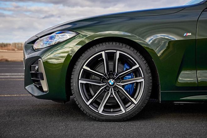 BMW 4-Series mui trần có giá từ 1,22 tỷ đồng - 8