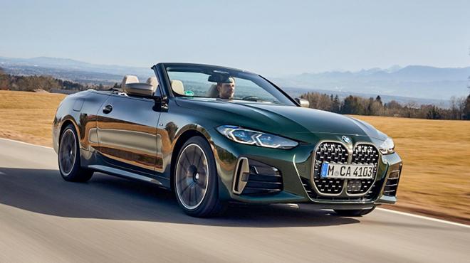 BMW 4-Series mui trần có giá từ 1,22 tỷ đồng - 1