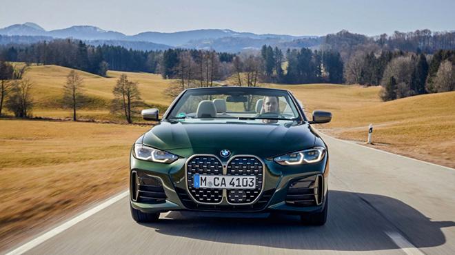 BMW 4-Series mui trần có giá từ 1,22 tỷ đồng - 3