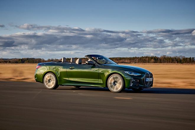 BMW 4-Series mui trần có giá từ 1,22 tỷ đồng - 6