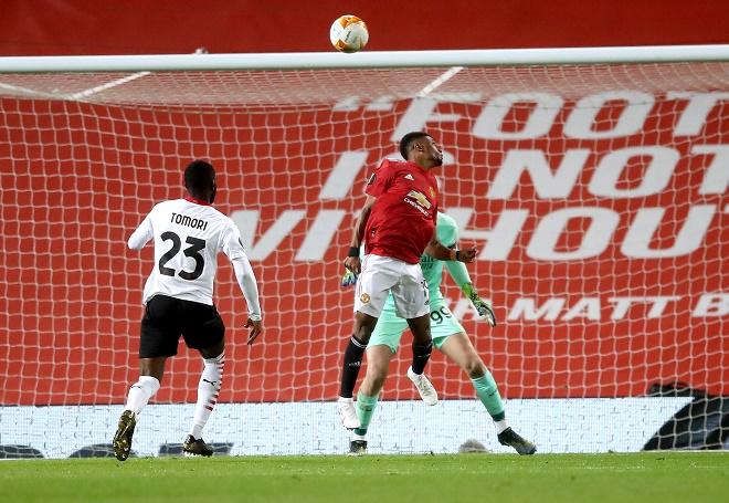 Kết quả Europa League, MU - AC Milan: SAO trẻ tỏa sáng, nghiệt ngã phút bù giờ - 1