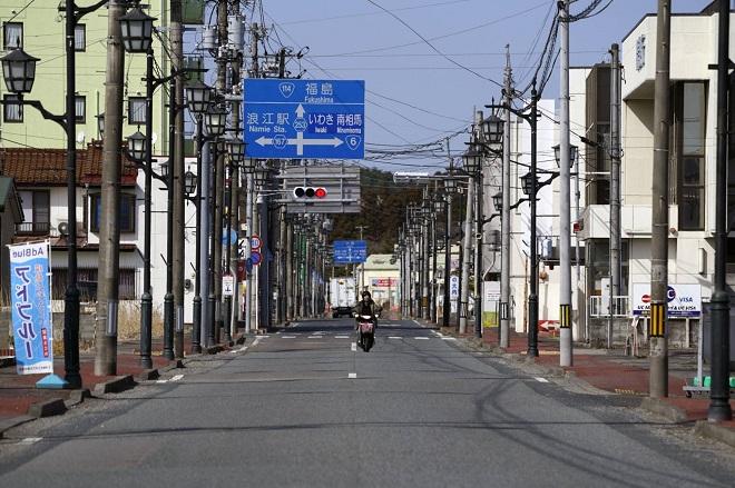 """""""Thị trấn ma"""" sau 10 năm thảm họa kinh hoàng ở Nhật Bản - 1"""