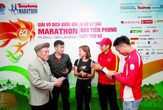 """VĐV marathon phong trào """"săn"""" cơ hội SEA Games - 1"""