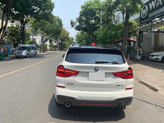 """Đại gia Minh Nhựa bán BMW X3 chạy """"siêu lướt"""" với giá gần bằng xe mới - 9"""
