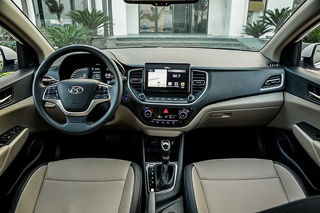 Đánh giá nhanh Hyundai Accent mới, thay đổi suy nghĩ khách hàng VIệt - 8
