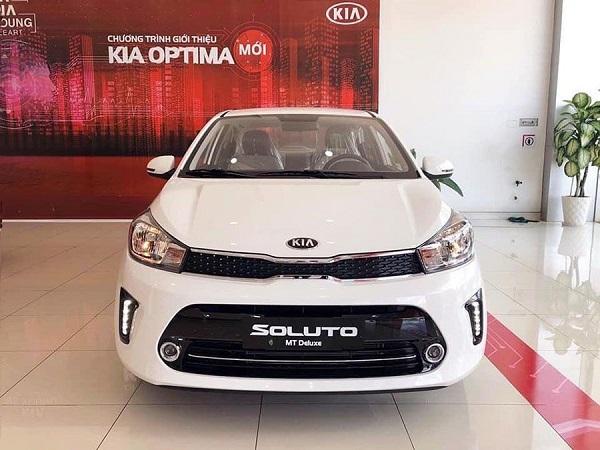 Giá xe Kia Soluto mới nhất 2021, thông số kỹ thuật và đánh giá chi tiết - 3