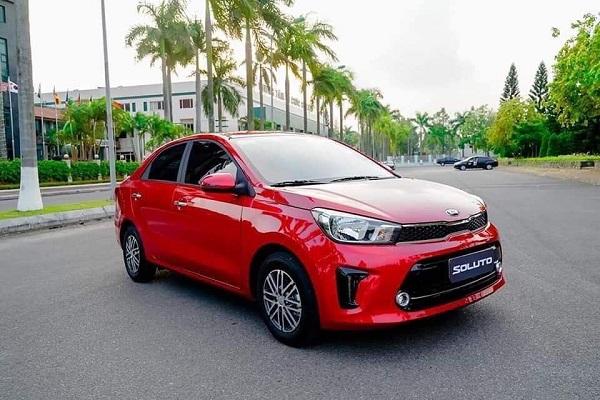 Giá xe Kia Soluto mới nhất 2021, thông số kỹ thuật và đánh giá chi tiết - 1