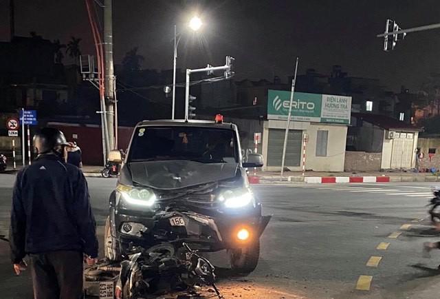 Tông trực diện ôtô, hai thiếu niên 16 tuổi tử nạn - 1