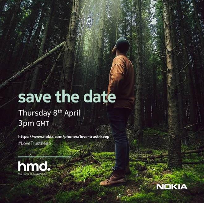 Chốt ngày ra mắt điện thoại Nokia mới - 1