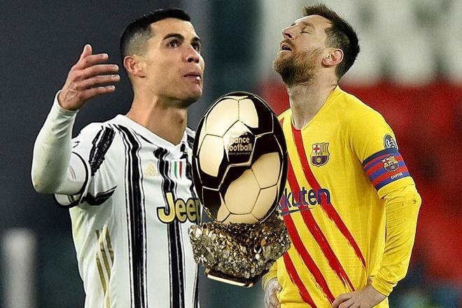 Ronaldo - Messi bị gạch tên khỏi cuộc đua QBV 2021, lộ diện 3 ứng cử viên - 1