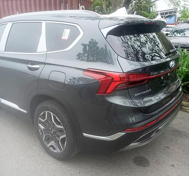 Thêm loạt xe Hyundai SantaFe bản nâng cấp bị bắt gặp trên xe thớt tại Hà Nội - 6