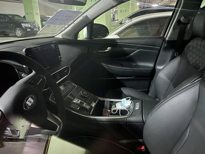 Thêm loạt xe Hyundai SantaFe bản nâng cấp bị bắt gặp trên xe thớt tại Hà Nội - 7
