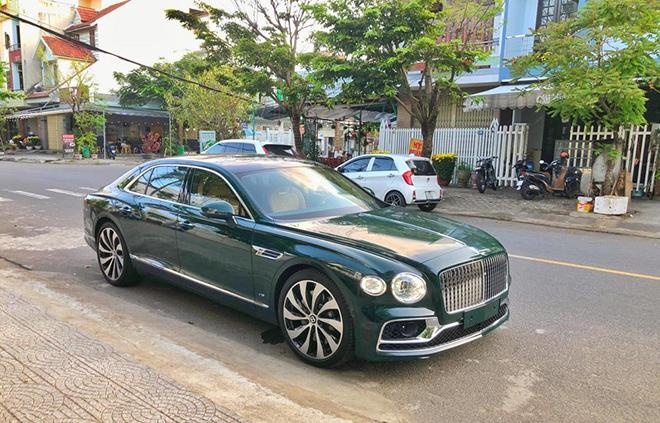 Đại gia Việt tiếp tục chơi lớn, tậu Bentley Flying Spur First Edition 2021 giá 30 tỷ đồng - 6