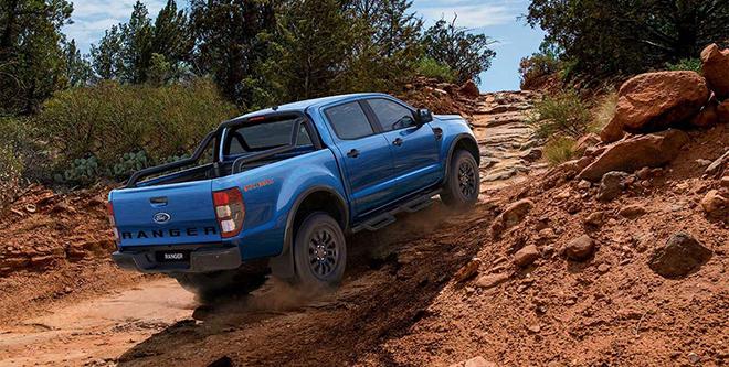 Ford Ranger FX4 Max 2021 ra mắt, giá quy đổi từ 894 triệu đồng - 14