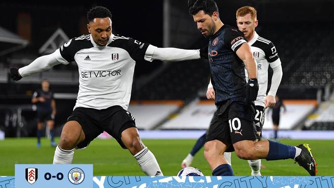 Video Fulham - Man City: Hiệp 2 bùng nổ, Aguero tìm lại bản năng - 1