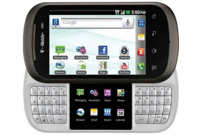 6 điện thoại chứng minh LG không bao giờ sợ đổi mới - 1