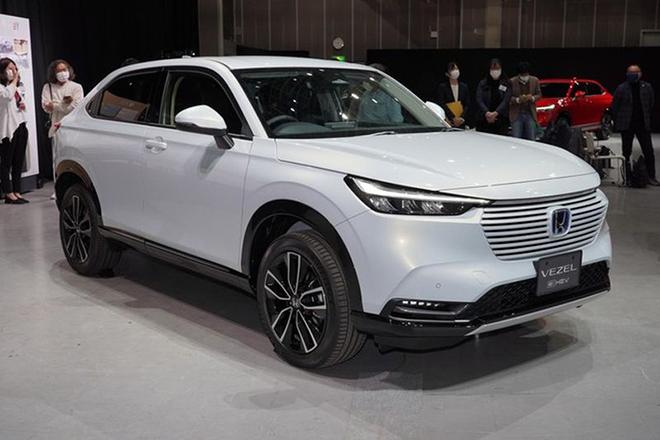 Honda HR-V 2021 chốt giá bán chính thức từ 482 triệu đồng - 1