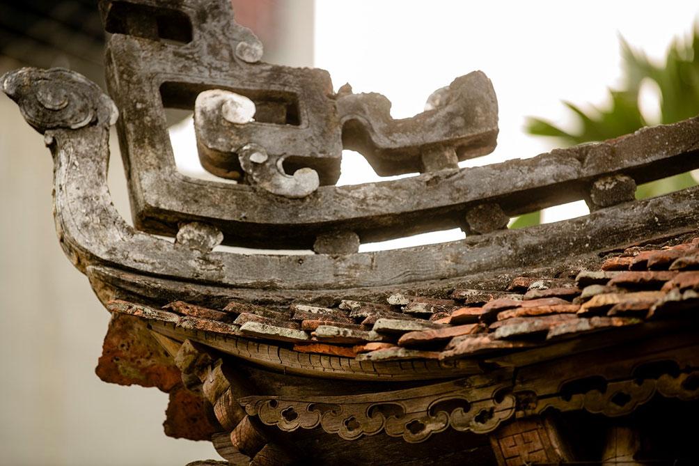 Ngôi nhà cổ gần 200 tuổi chứa bảo vật dát vàng, giá nào cũng không bán - 14