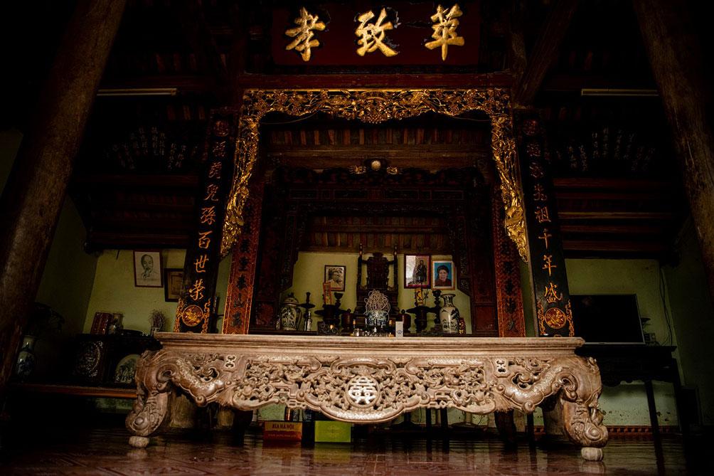 Ngôi nhà cổ gần 200 tuổi chứa bảo vật dát vàng, giá nào cũng không bán - 3