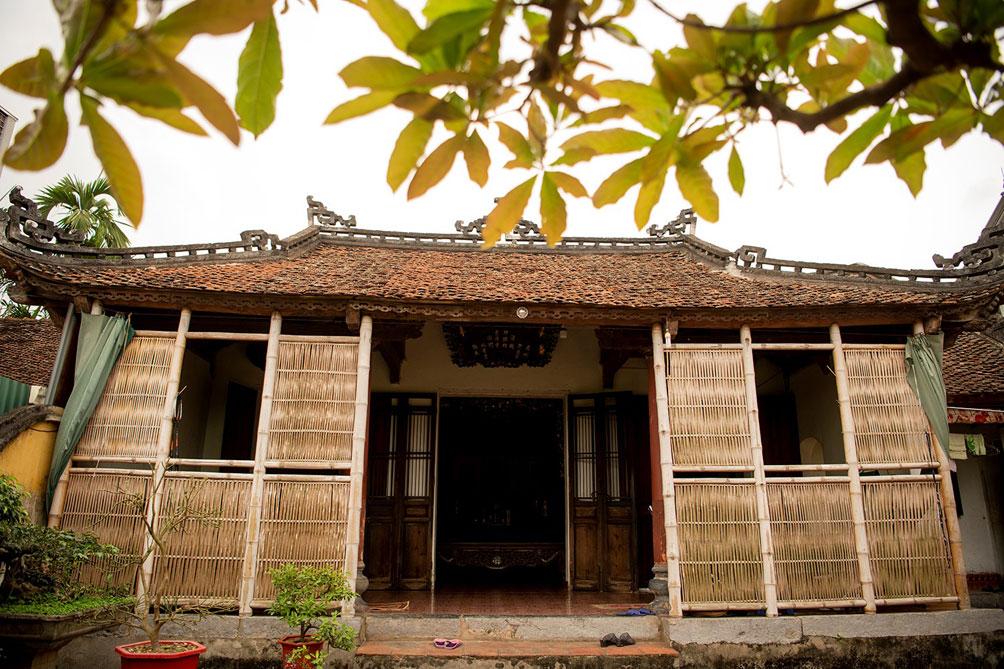 Ngôi nhà cổ gần 200 tuổi chứa bảo vật dát vàng, giá nào cũng không bán - 4