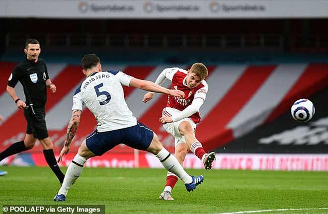 Trực tiếp bóng đá Arsenal - Tottenham: Vận đen liên tiếp đeo bám Kane (Hết giờ) - 9