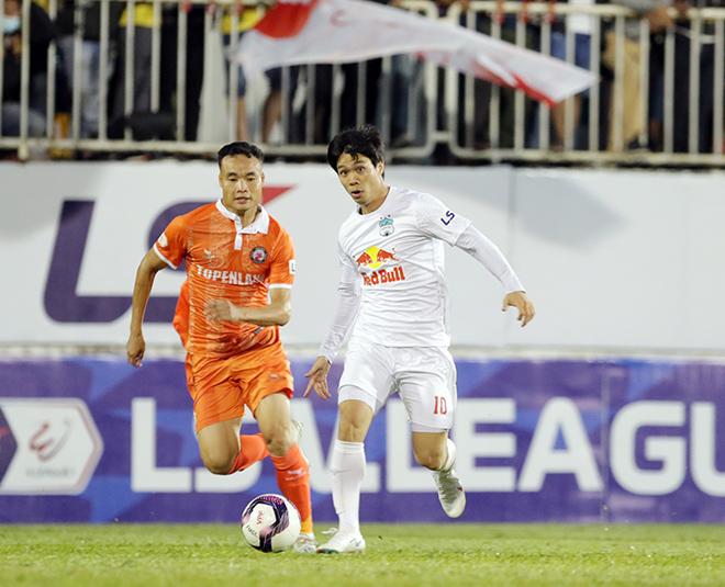 Trợ lý thầy Park khen Công Phượng, chúc HAGL vô địch V-League - 1
