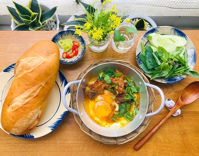 Công thức 3 món bánh mì Việt Nam, món ăn đường phố ngon nhất thế giới - 1