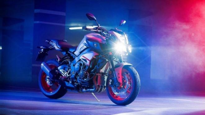 Yamaha MT-10 sắp được phân phối chính hãng tại Việt Nam? - 1