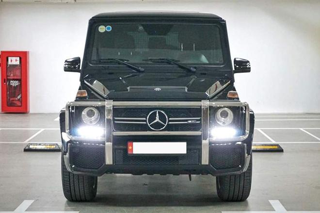 """""""Xe cũ"""" Mercedes-Benz G 63 AMG chạy 60.000km được chào bán giá 7,3 tỷ đồng - 1"""
