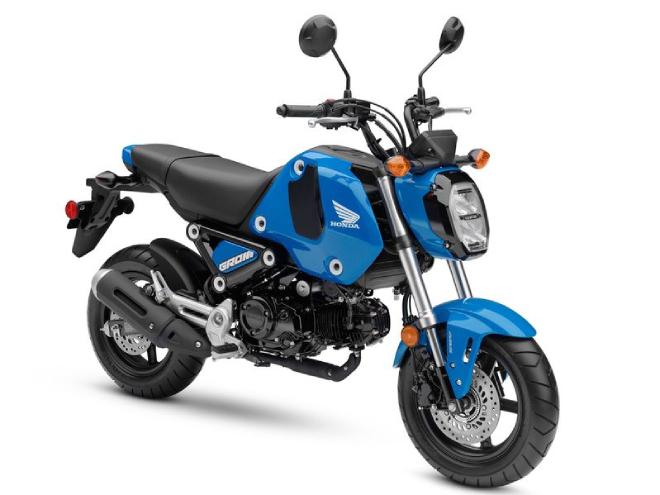 2022 Honda Grom trình làng, tăng số, tái thiết kế phong cách - 1