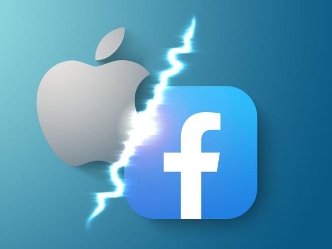 """Facebook lại diễn trò """"nước mắt cá sấu"""" trong cuộc chiến với Apple - 1"""