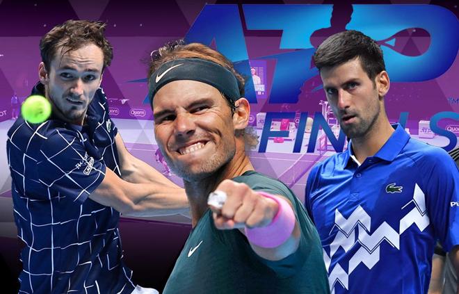 """Hung thần """"Big 4"""" Medvedev vượt Nadal, lật đổ số 1 Djokovic khi nào? - 1"""