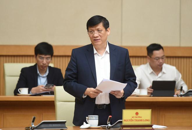 Bộ trưởng Bộ Y tế: Việt Nam không có trường hợp nào bị đông máu sau tiêm vắc xin COVID-19 - 1