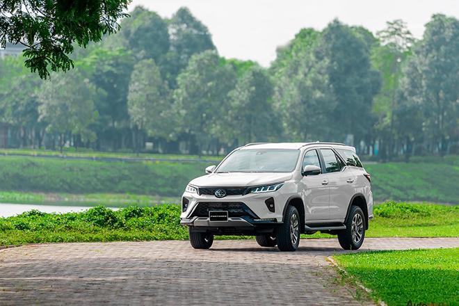 Giá xe Toyota Fortuner lăn bánh tháng 3/2021 - 1
