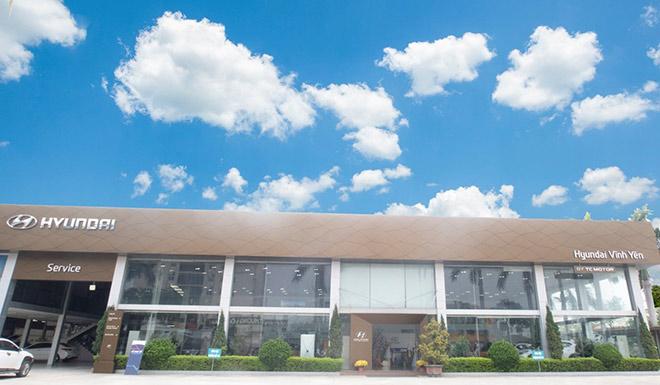 Hyundai Vĩnh Yên – Xưởng dịch vụ ô tô uy tín và chuyên nghiệp tại Vĩnh Phúc - 1