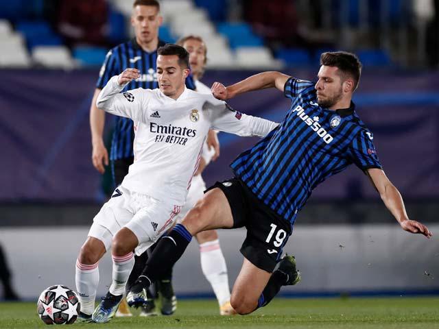 Kết quả bóng đá Cúp C1, Real Madrid - Atalanta: Hiệp 2 bùng nổ, bản lĩnh ông lớn - 1
