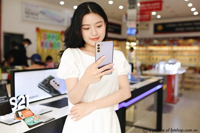 Sở hữu Galaxy S21 Series với giá rẻ và trả góp không lãi suất tại FPT Shop - 1