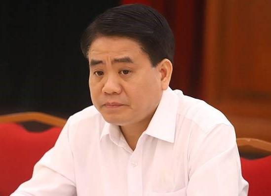 Ông Nguyễn Đức Chung tiếp tục bị khởi tố - 1